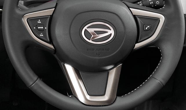 Audio & Phone Handsfree Steering