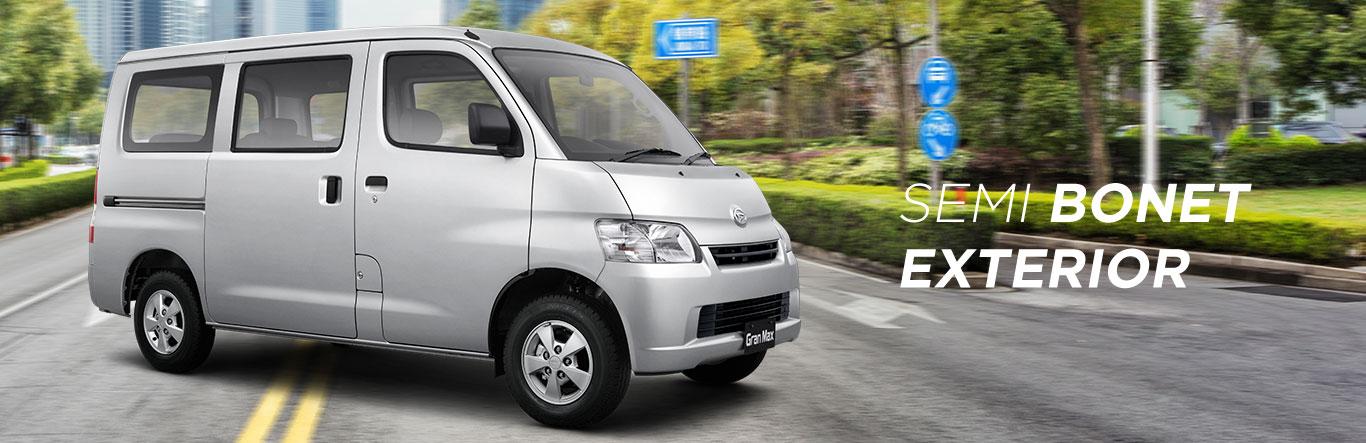 Daihatsu Granmax MB exterior