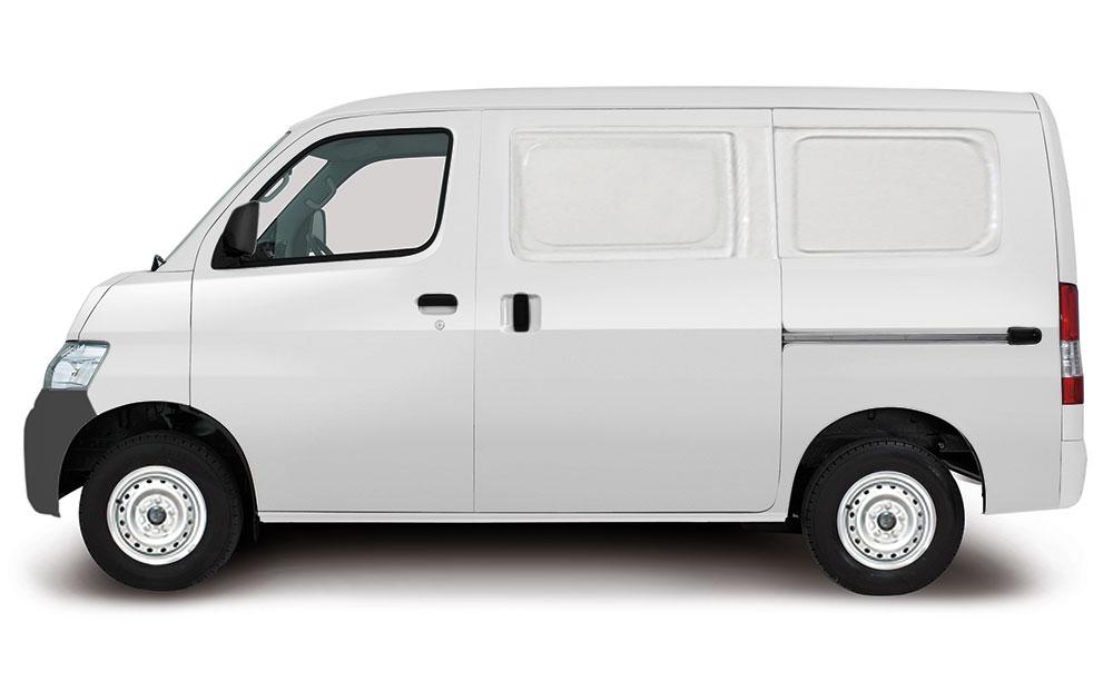 Daihatsu Granmax MB putih