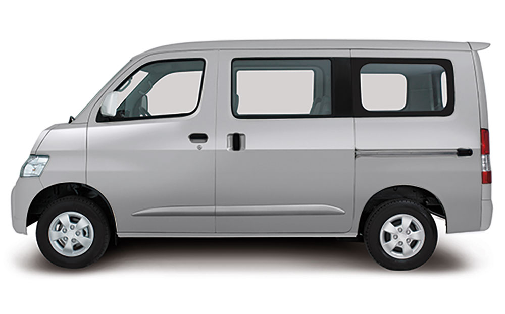 Daihatsu Granmax MB silver