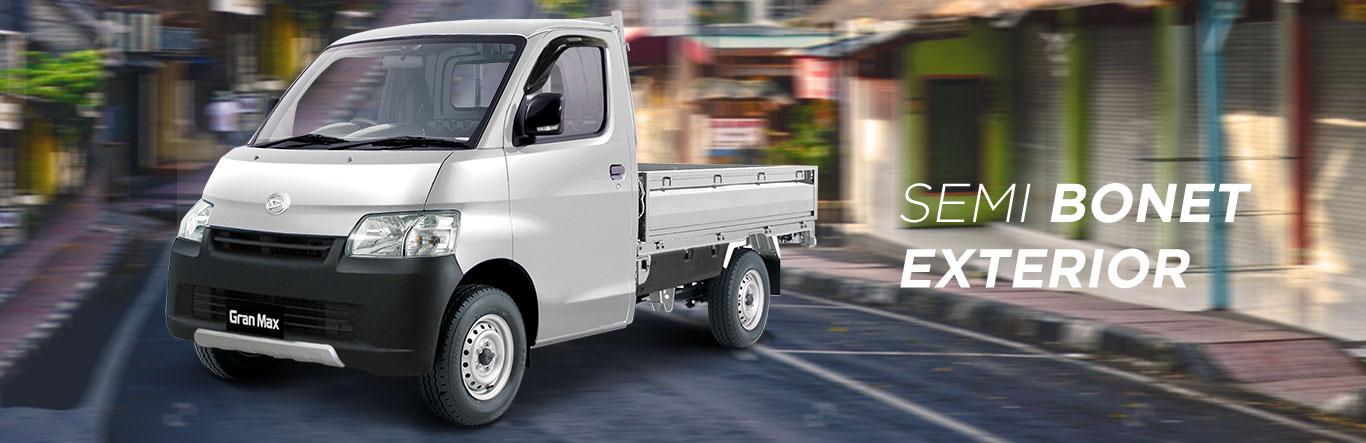 Daihatsu Granmax PU exterior