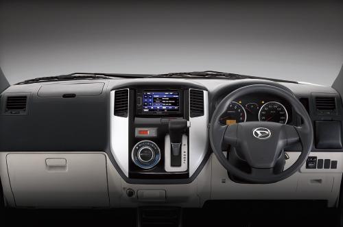Daihatsu Luxio Interior 2