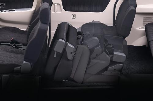 Daihatsu Luxio Interior 7