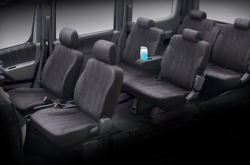 Daihatsu Luxio Interior 8