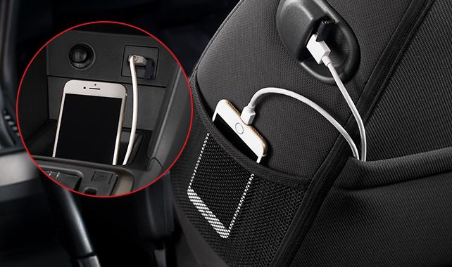 Daihatsu Sirion USB Charger