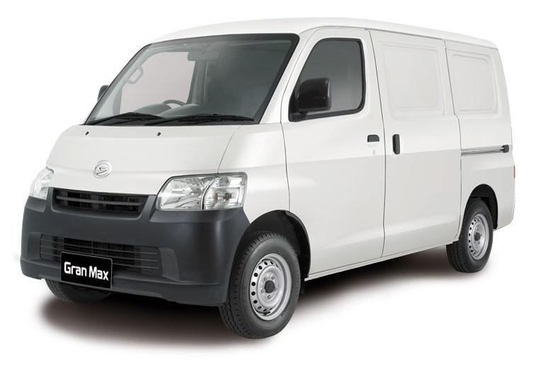 Tipe Blind Van